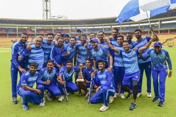 Syed Mushtaq Ali Trophy, Syed Mushtaq Ali Trophy 2021 score, Match  schedules, fixtures, points table, results, news