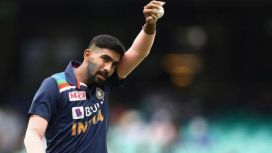 Moody: Bumrah needs some overs under his belt before Tests