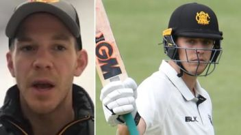 Tim Paine Australian Cricket Can Get Very Excited About Cameron Green