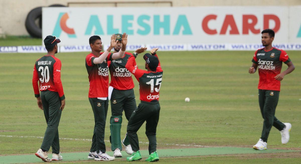 Nasum Ahmed ripped through New Zealand with turn and bounce, Bangladesh vs New Zealand, 4th T20I, Dhaka, September 8, 2021