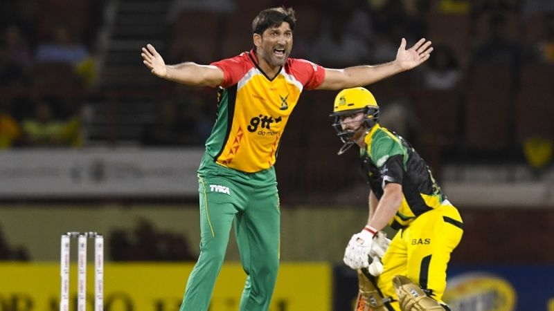 LPL 2020 – Sohail Tanvir and Canada batsman Ravinderpal Singh test positive for Covid-19
