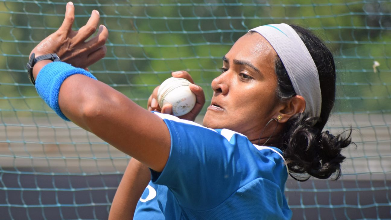 Shikha Pandey says don't 'tinker with fabric of women's game', but market it well