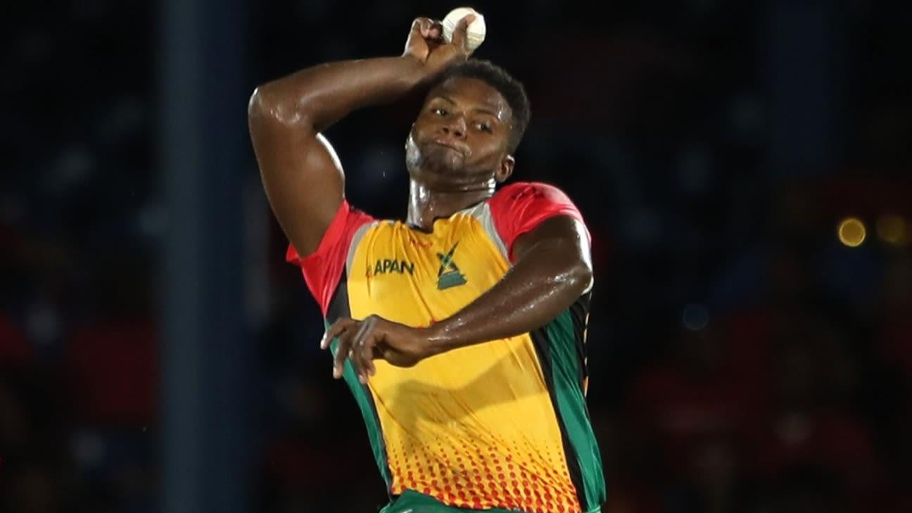 Romario Shepherd replaces injured Dwayne Bravo in West Indies squad