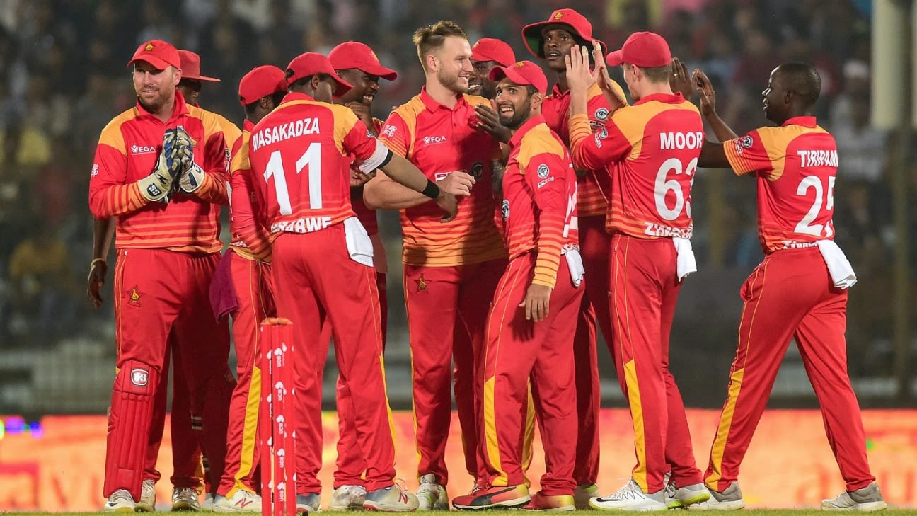 Covid-19 impact – Zimbabwe v Afghanistan T20I series called off