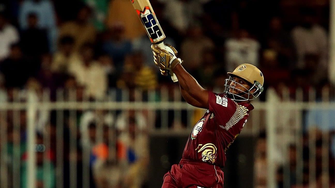 Caribbean Stars Light Up Sharjah Sky On Third Day Of T10 League