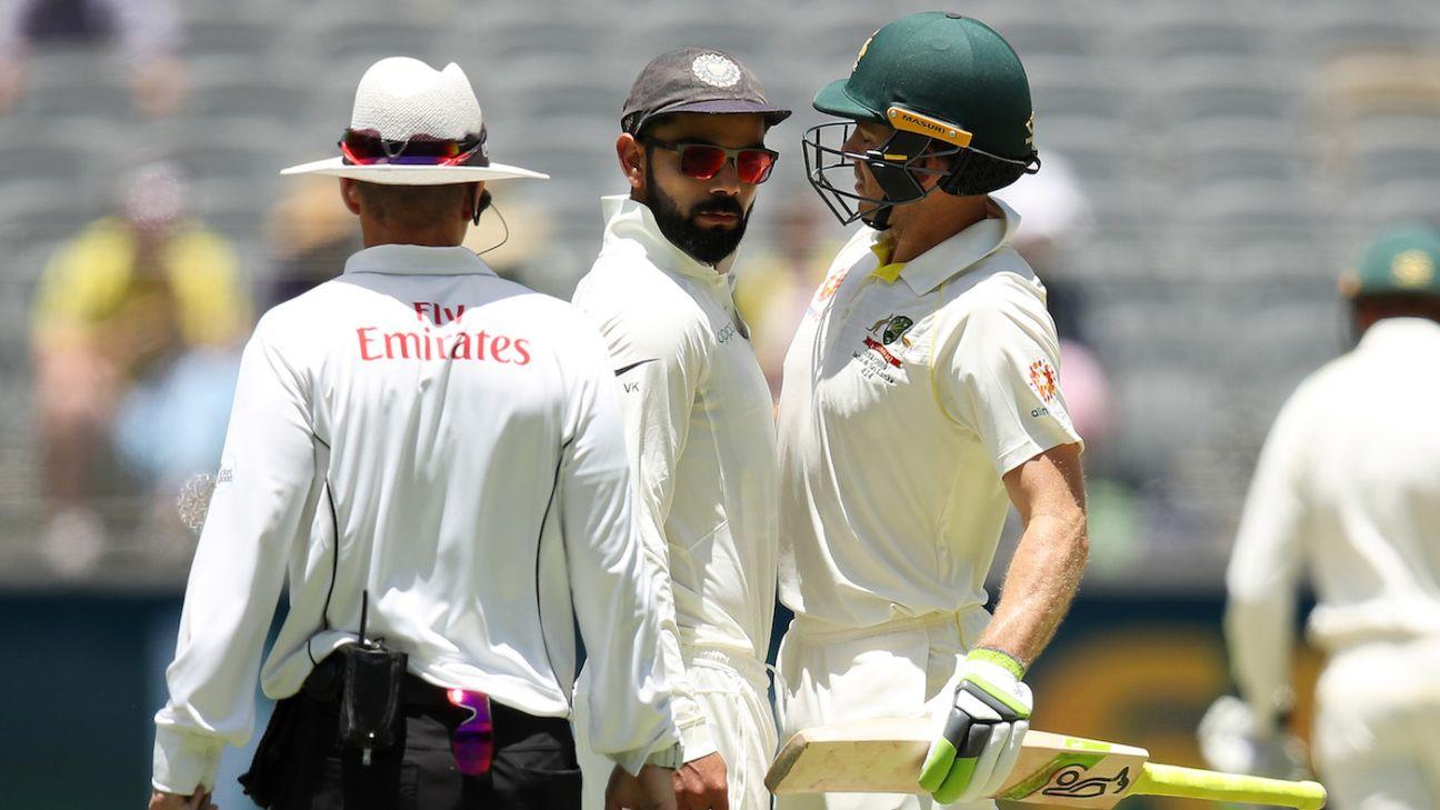Australia vs India 2020-21 – Tim Paine