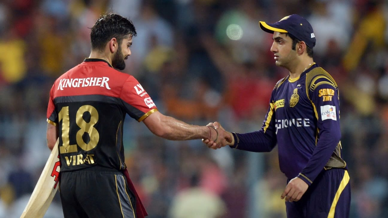 Virat Kohli 'very lucky' to be retained as RCB captain - Gautam Gambhir