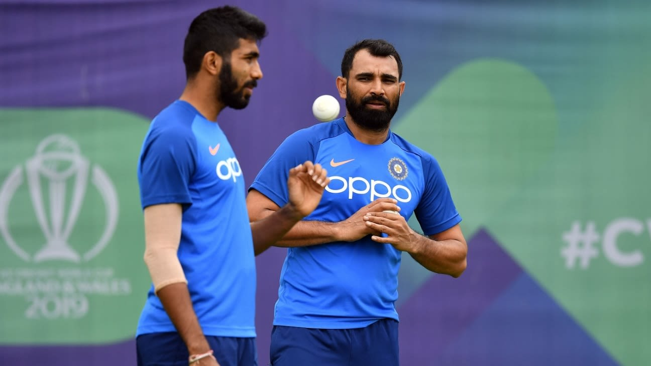 India's bowling plan - Bhuvneshwar or Shami? Kuldeep or Chahal?