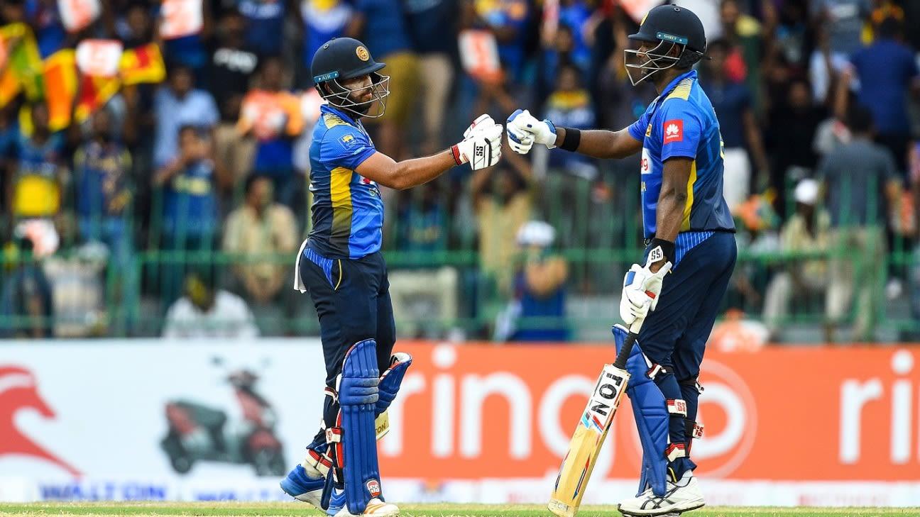 Angelo Mathews, Kusal Mendis get big scores as domestic cricket in Sri  Lanka resumes
