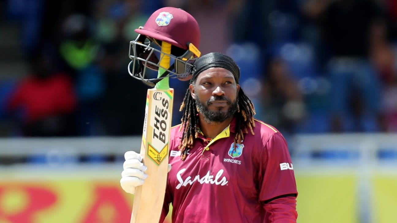 Chris Gayle to play for Pokhara Rhinos in Everest Premier League