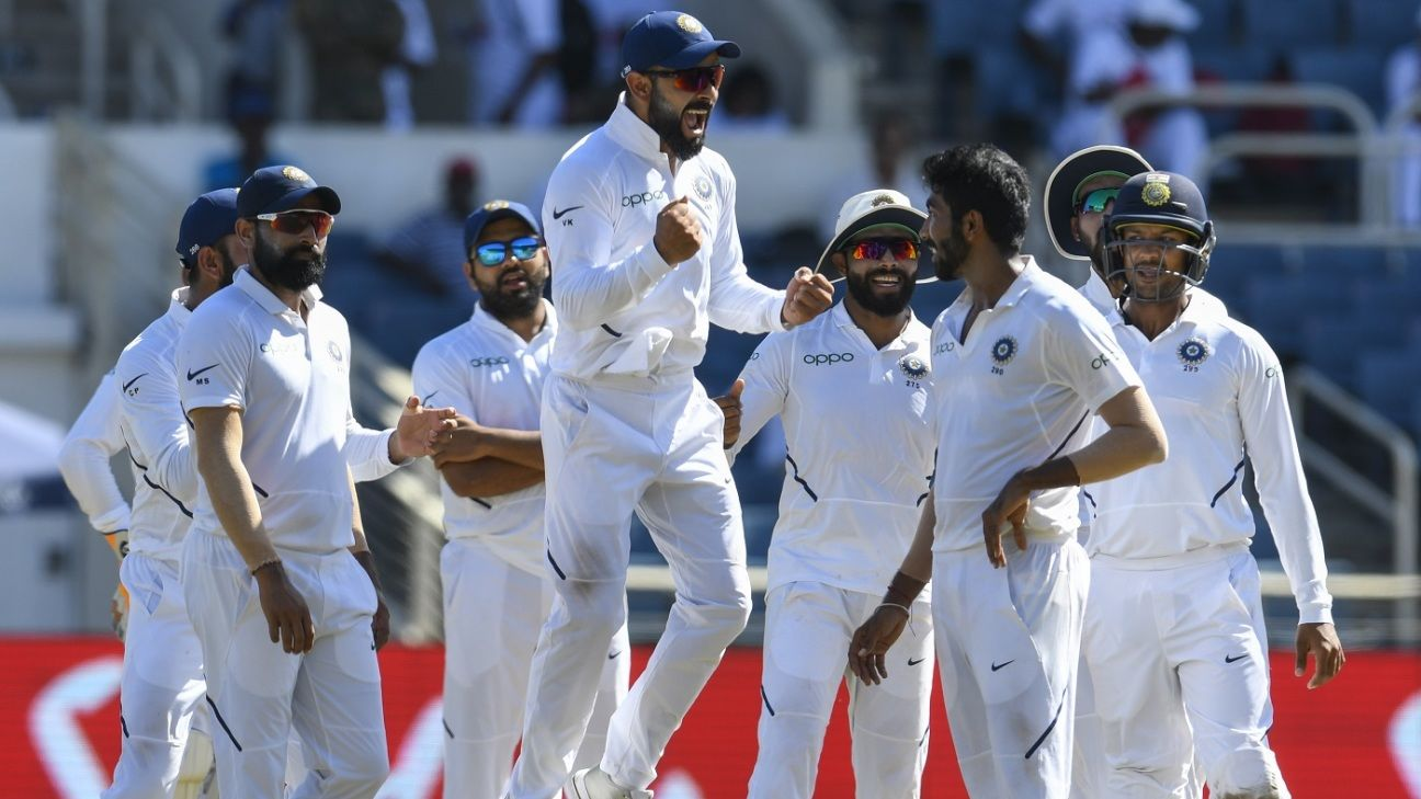 Recent Match Report - India vs West Indies 2nd Test 2019 | ESPNcricinfo.com