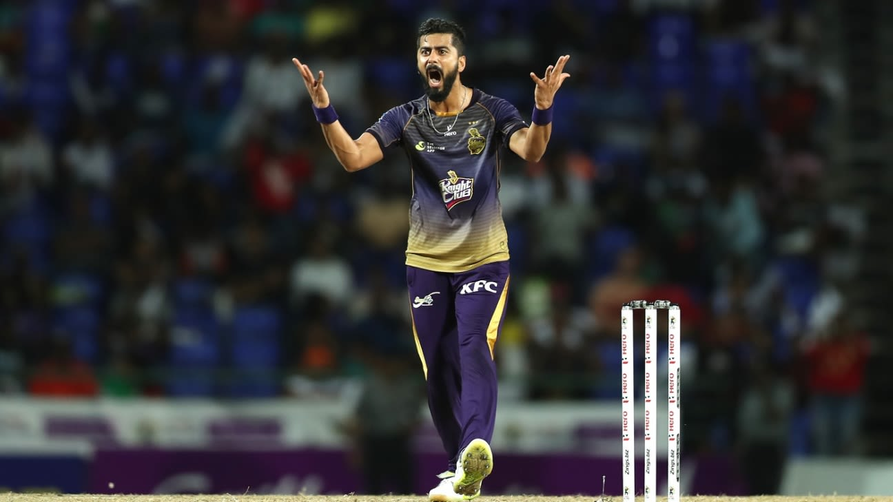 IPL 2020 - KKR - Kolkata Knight Riders Ali Khan injured but not out of IPL  2020
