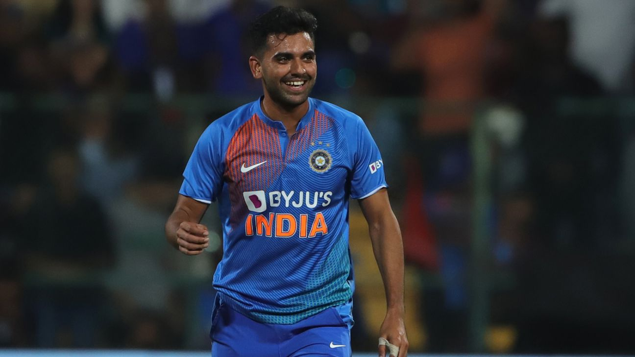 How Deepak Chahar produced the best T20I figures in history ...
