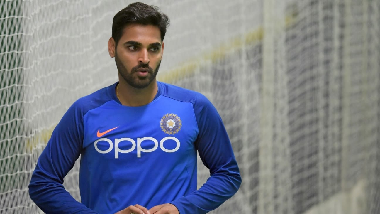 Why is Bhuvneshwar Kumar not in the reckoning for Tests anymore ...