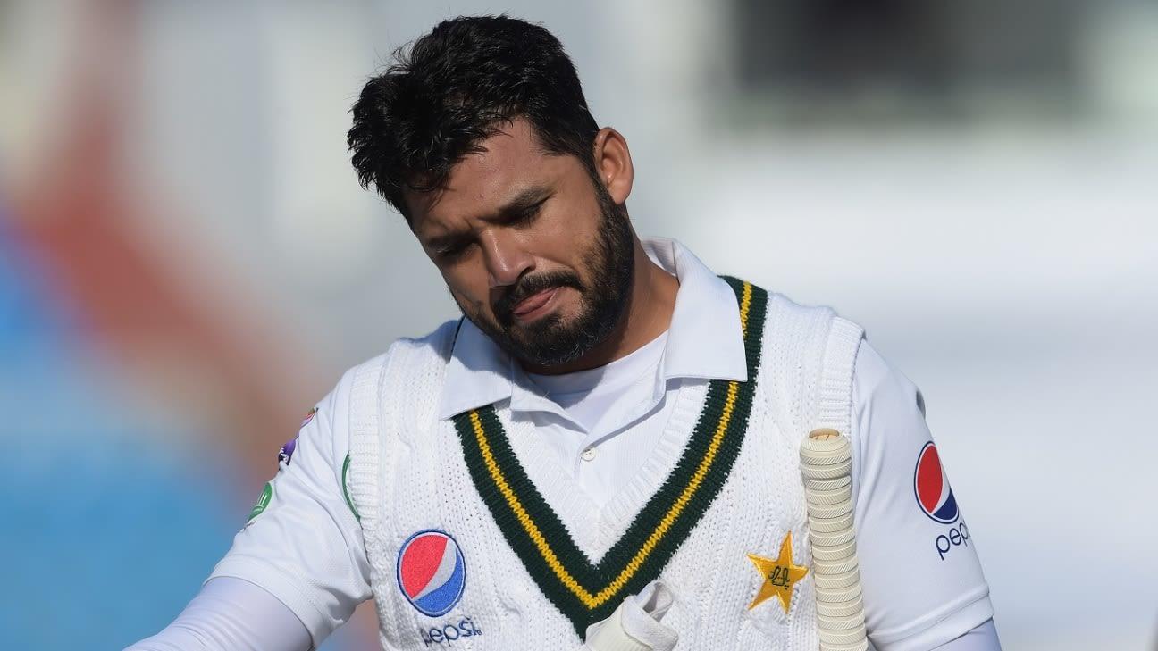 Azhar Ali needs to tame old demons again