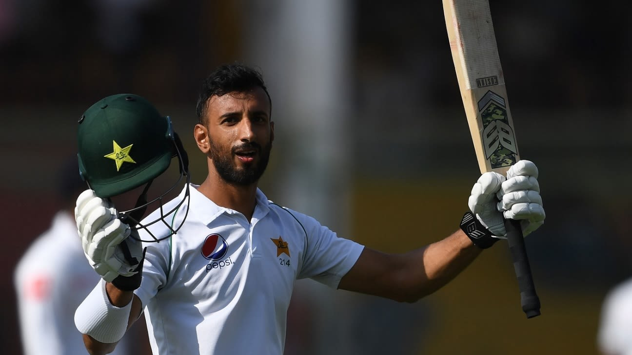 Shan Masood ready to turn the tables in England