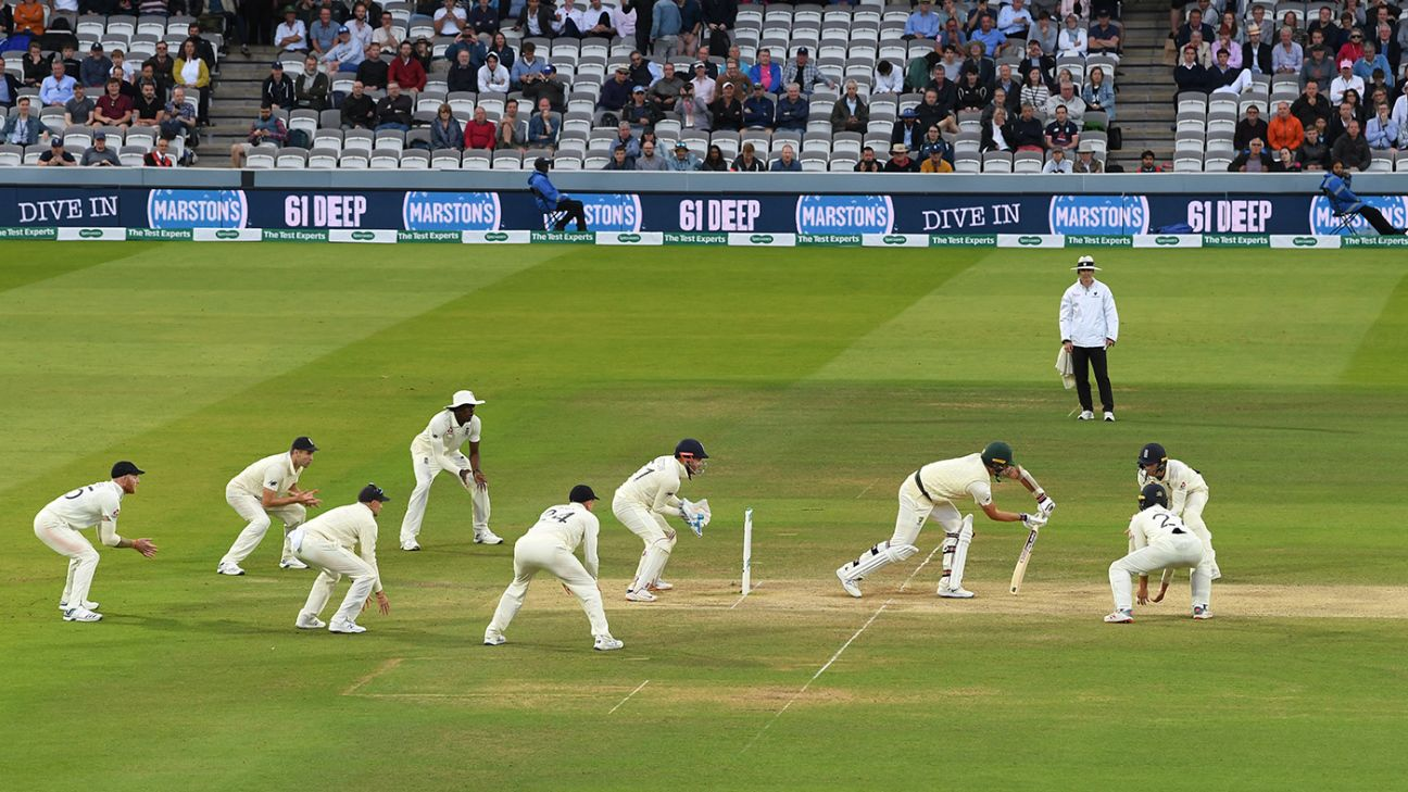 Don't dismiss the idea of four-day Test cricket