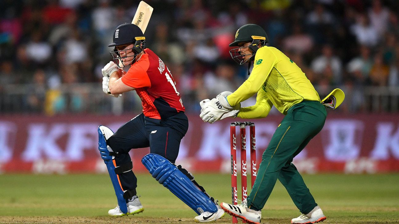 England's tour to South Africa has green light from sports ministry 2020