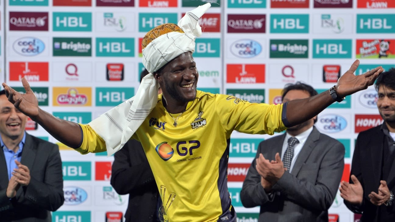 Darren Sammy to become honorary citizen of Pakistan   ESPNcricinfo.com