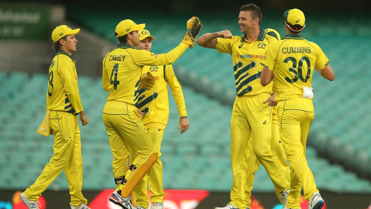 Riley Meredith, Josh Philippe and Daniel Sams included as Australia tour to England confirmed