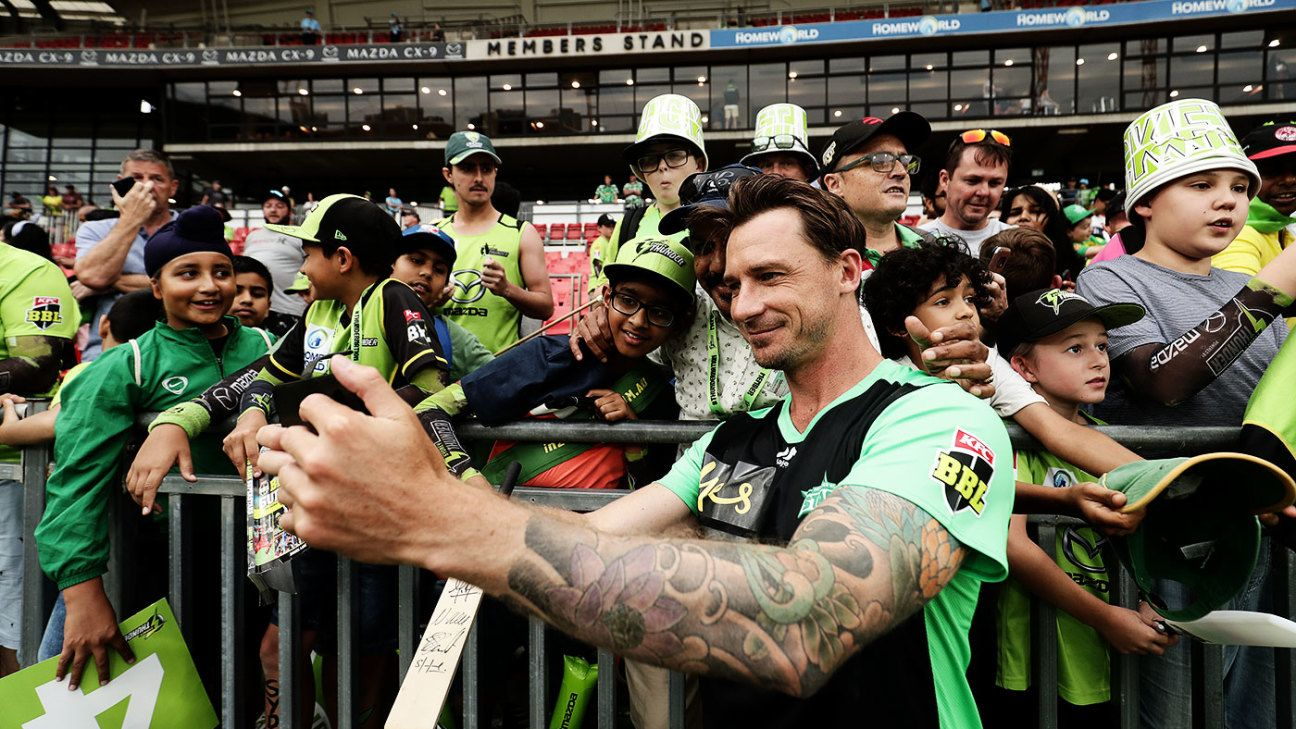 Dale Steyn joins Kandy Tuskers in LPL 2020