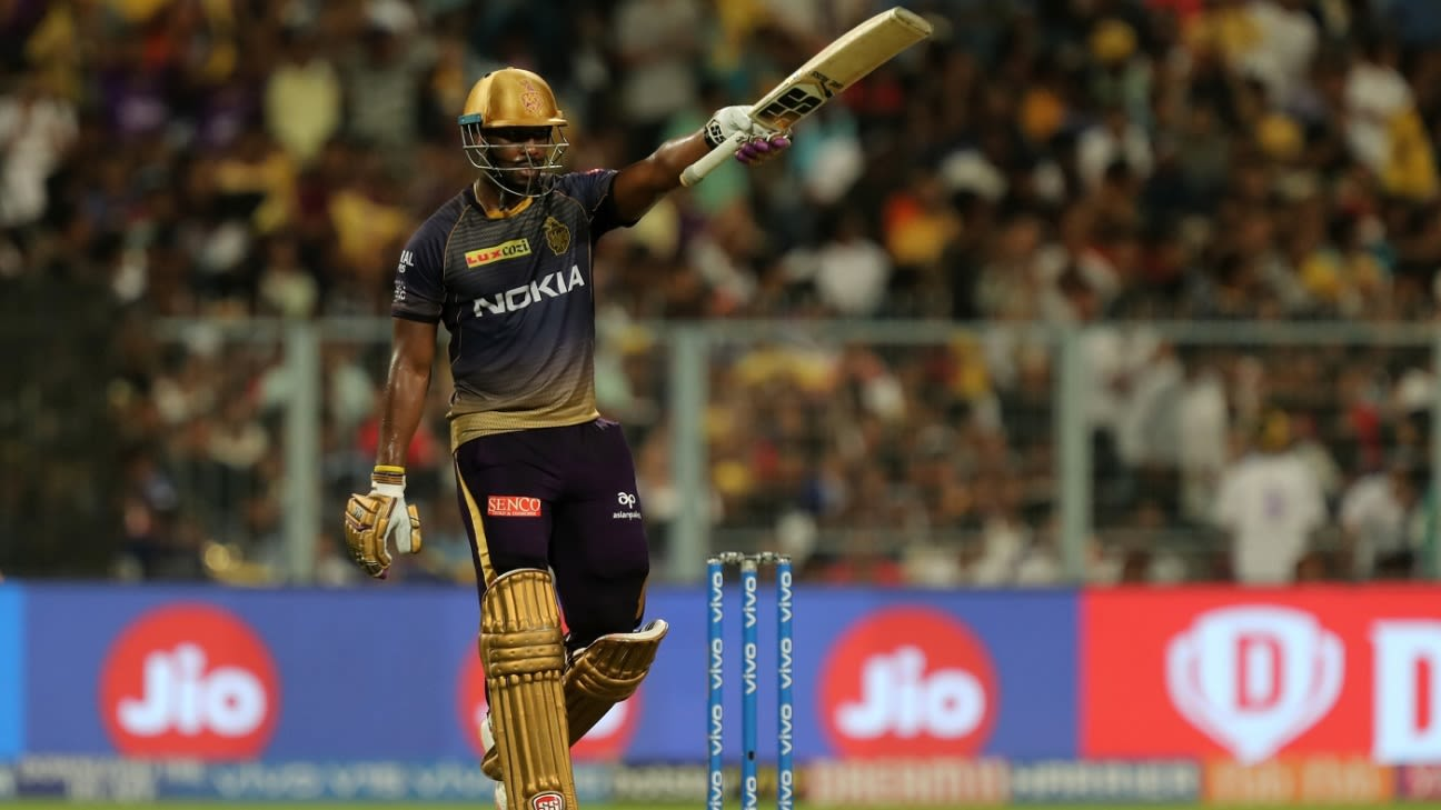 Smart Stats: Just how good has Andre Russell been in the IPL in recent  years?