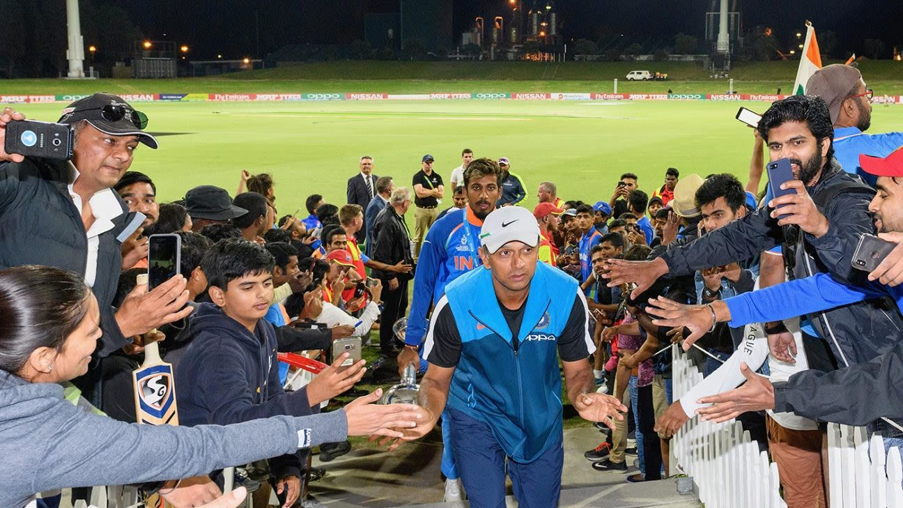 Rahul Dravid says bio-secure bubbles not a foolproof route to resuming cricket