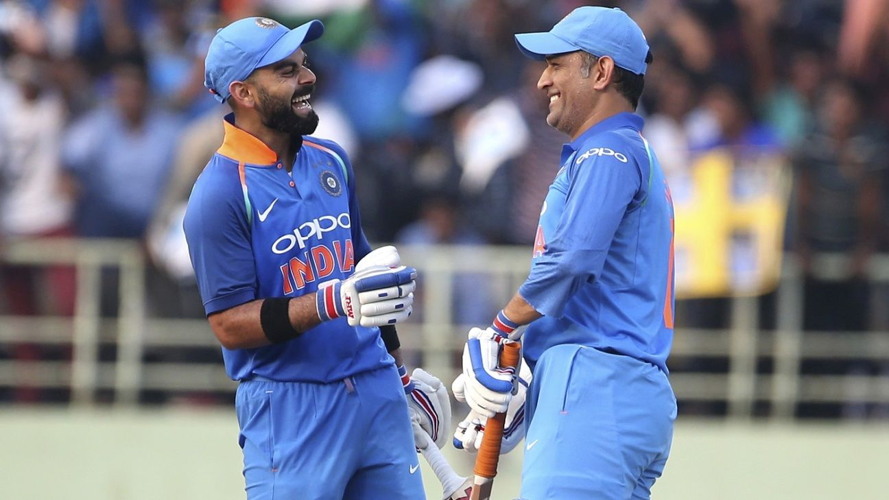 Virat Kohli: MS Dhoni played a big role in my becoming captain
