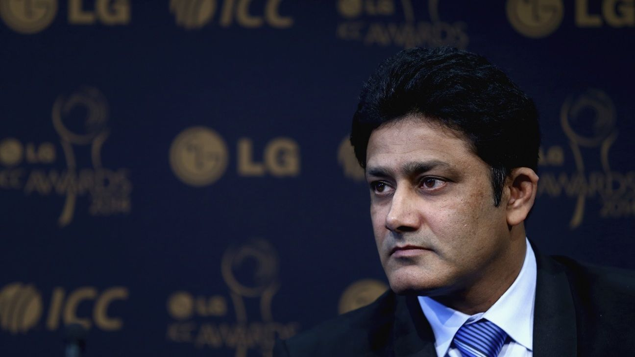 Anil Kumble: 'Let's get spinners back in Test cricket'