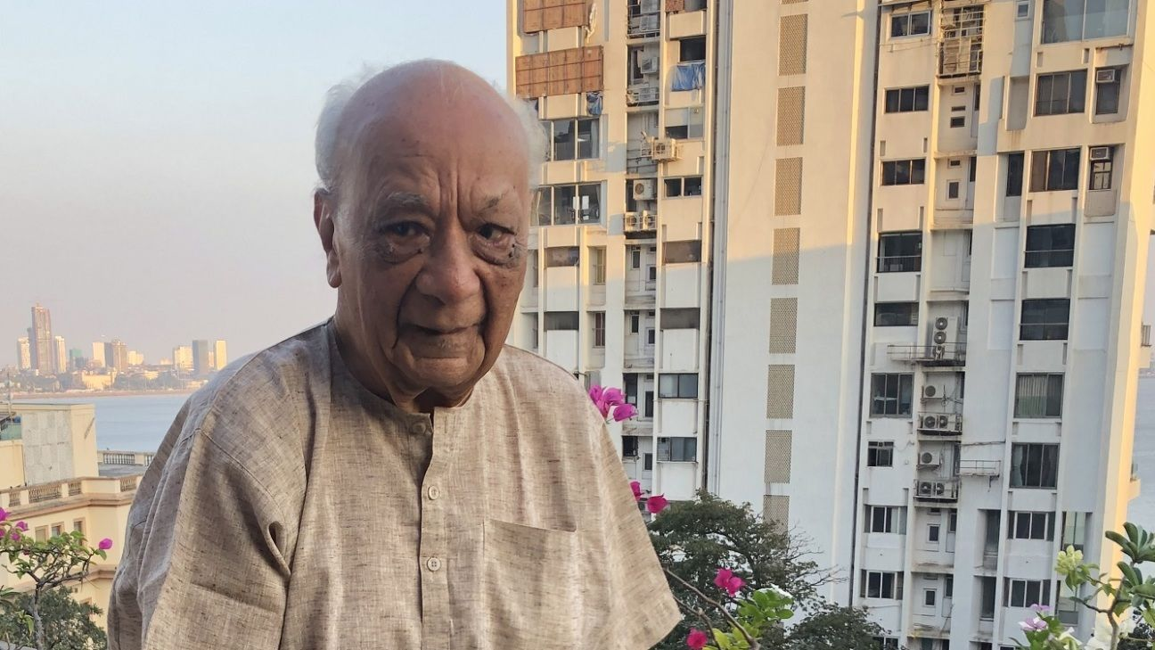 Vasant Raiji, the world's oldest first-class cricketer, dies aged 100