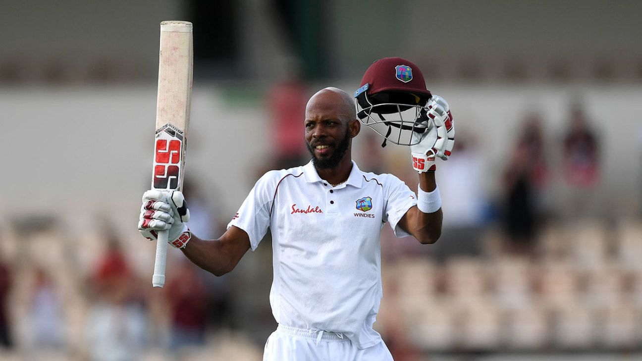 Roston Chase is a bowling all-rounder