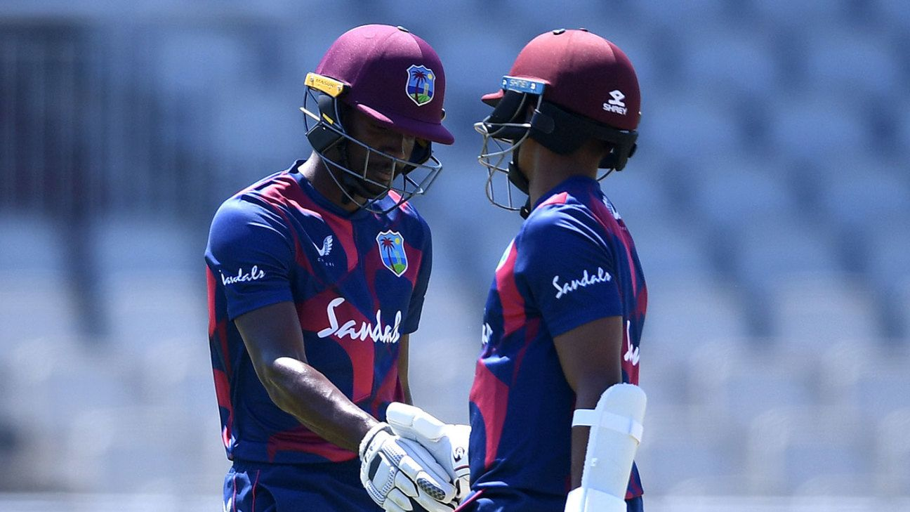 West Indies batsmen need to 'stand up and make difference', says Shamarh Brooks