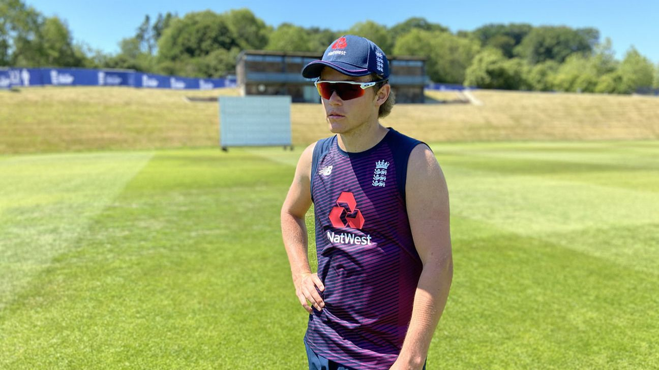 Sam Curran self-isolating after 'sickness and diarrhoea'