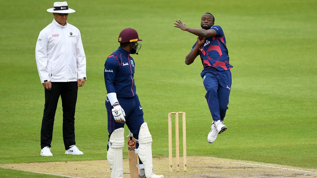 West Indies batting form a 'worry', admits Estwick