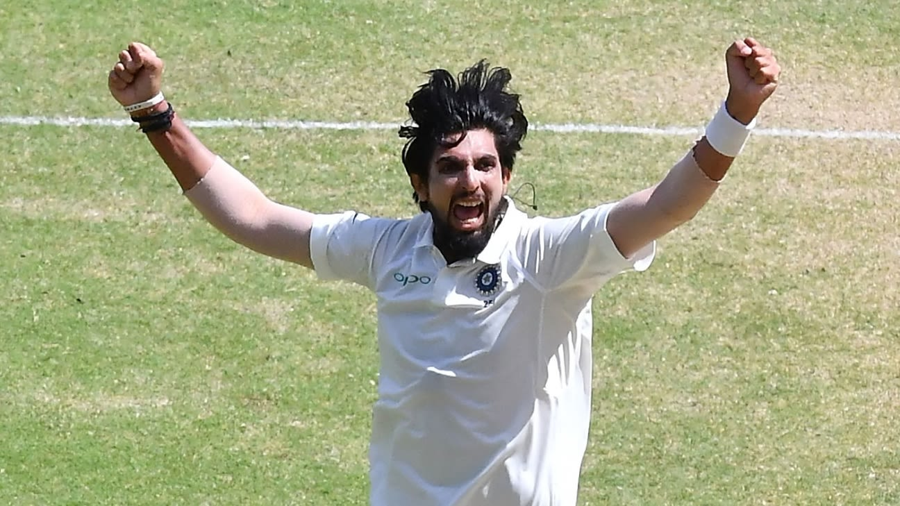 Ishant Sharma likely to be fit for Adelaide Test