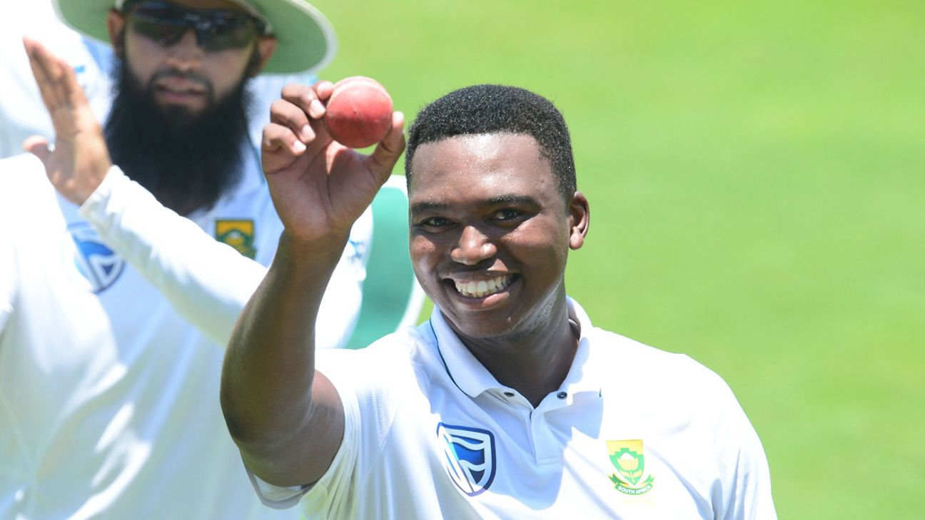 Hashim Amla comes out in support of Black Lives Matter and Lungi Ngidi
