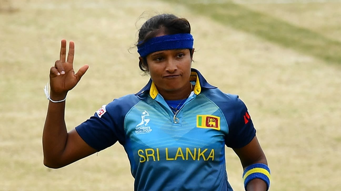 Sripali Weerakkody retires from international cricket