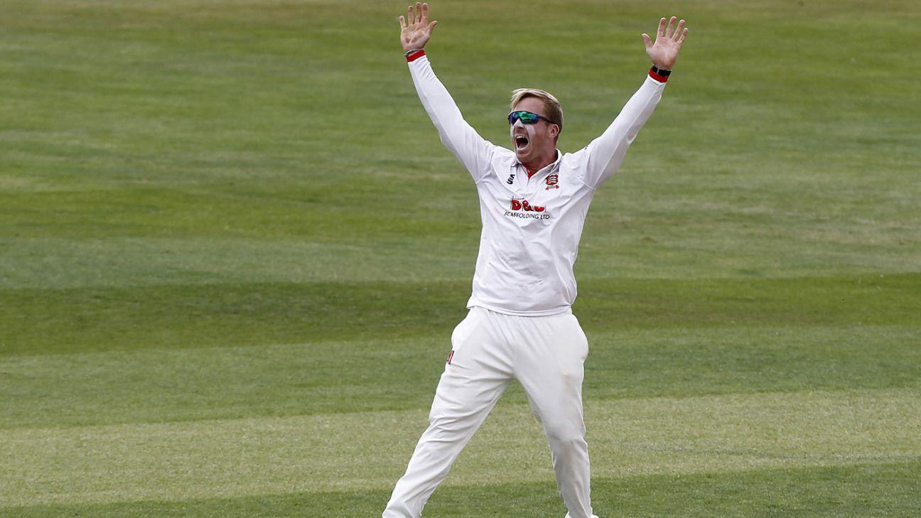 Simon Harmer closes door on England ambitions, but would welcome SA talks | ESPNcricinfo.com - ESPNcricinfo