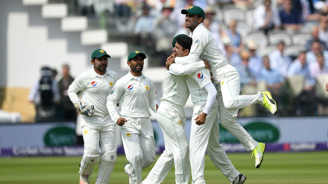 Why Have Pakistan Done Well In England