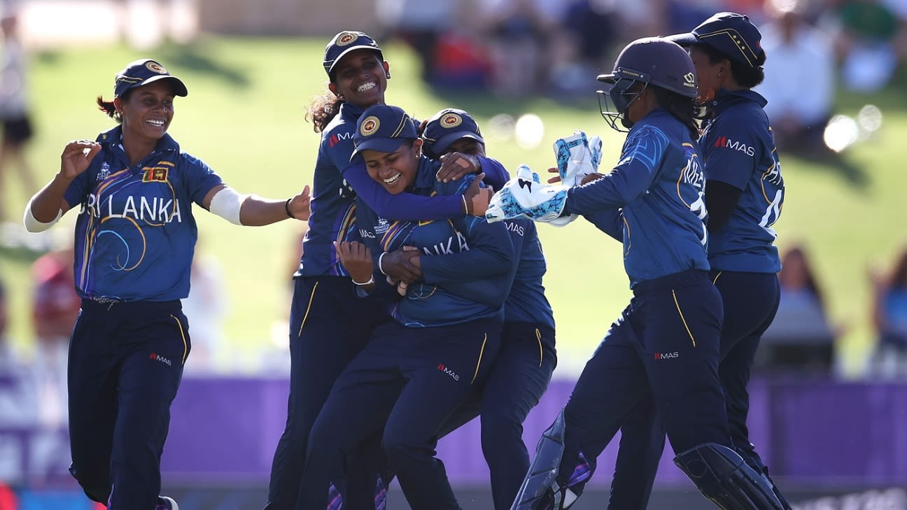 Lanka de Silva named Sri Lanka women interim head coach