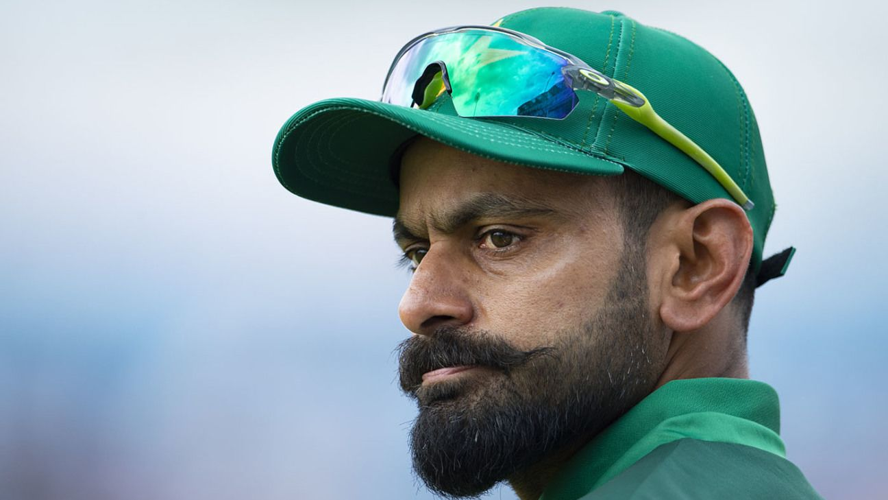 Mohammad Hafeez self-isolating after biosecurity protocol breach