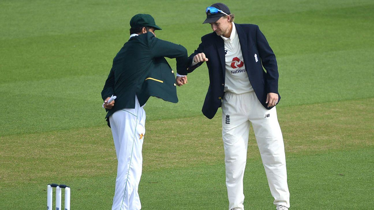 Live Report England V Pakistan 3rd Test