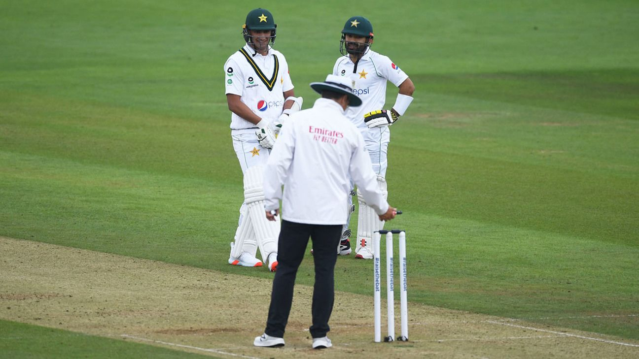 England v Pakistan stoppages: Cricket still in the dark ages over issue of bad light   ESPNcricinfo.com - ESPNcricinfo