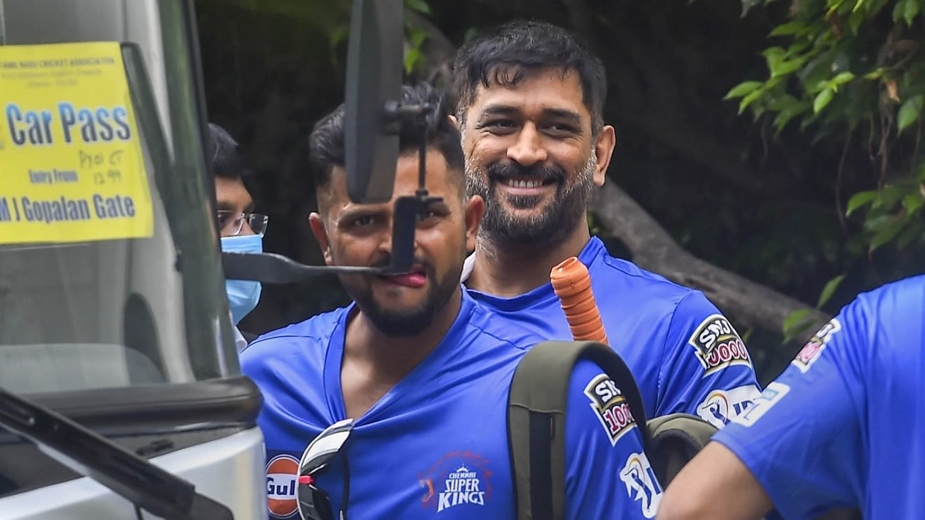 Suresh Raina's exit from Chennai Super Kings camp due to concerns over bubble, isolation | ESPNcricinfo.com - ESPNcricinfo