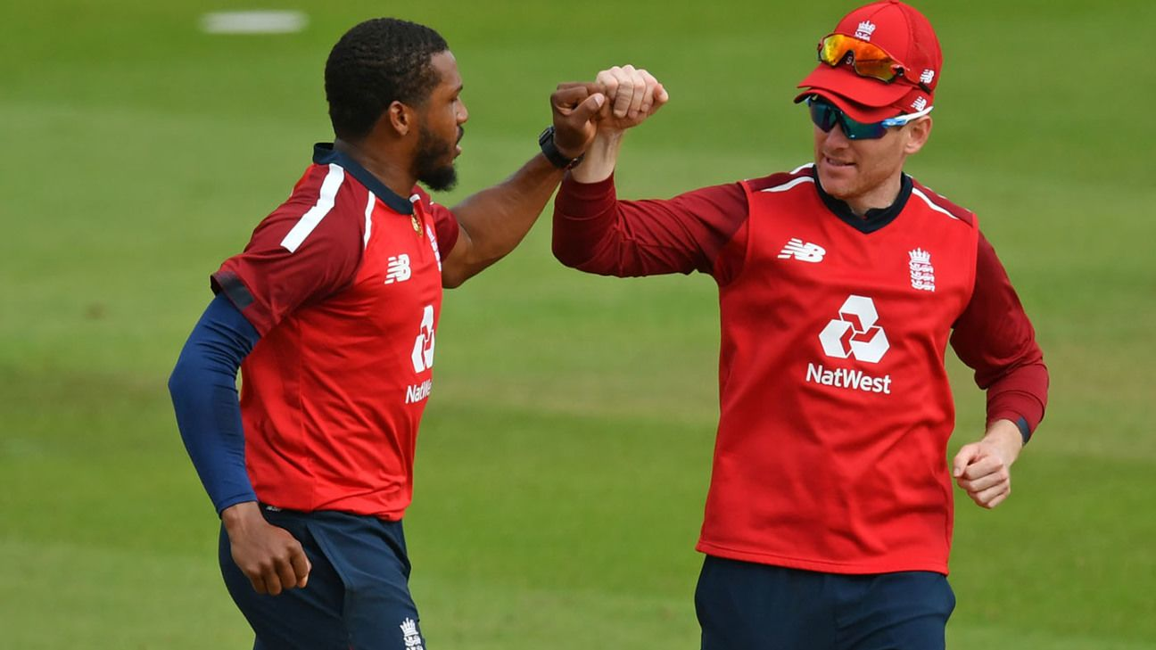 South Africa vs England 2020-21 – Chris Jordan