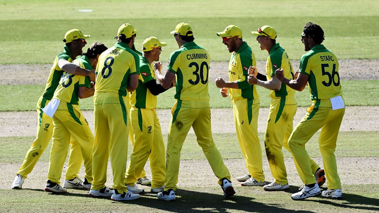 Dettol become naming-rights sponsor of Australia men's ODIs and T20Is