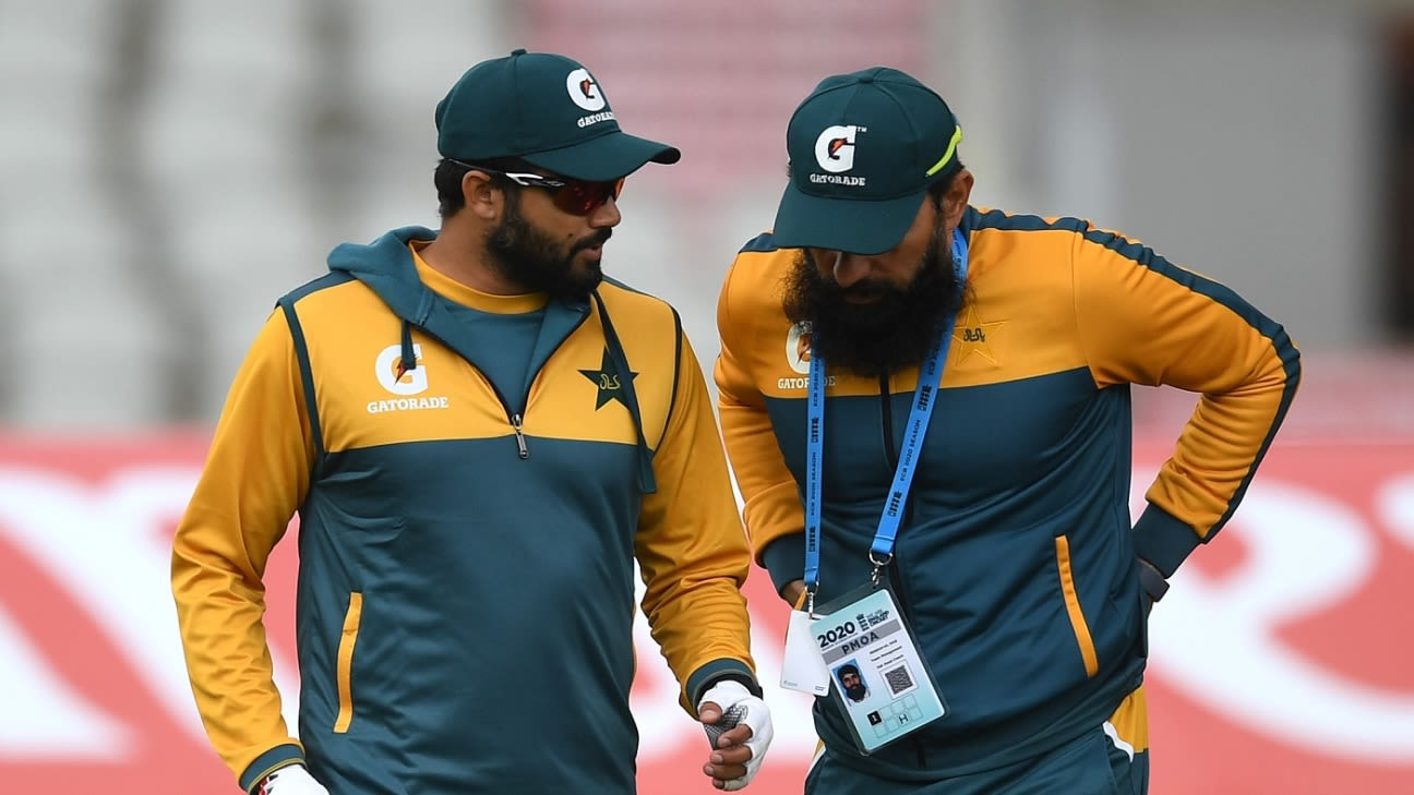 PCB summons Misbah-ul-Haq, Azhar Ali and Mohammad Hafeez after their meeting with PM Imran Khan