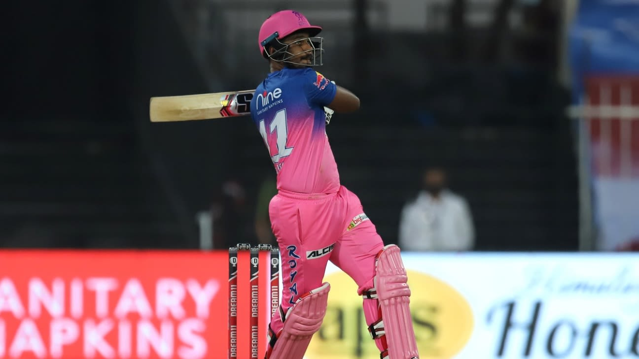 Strength-building and 'soul-searching' give Sanju Samson a second wind