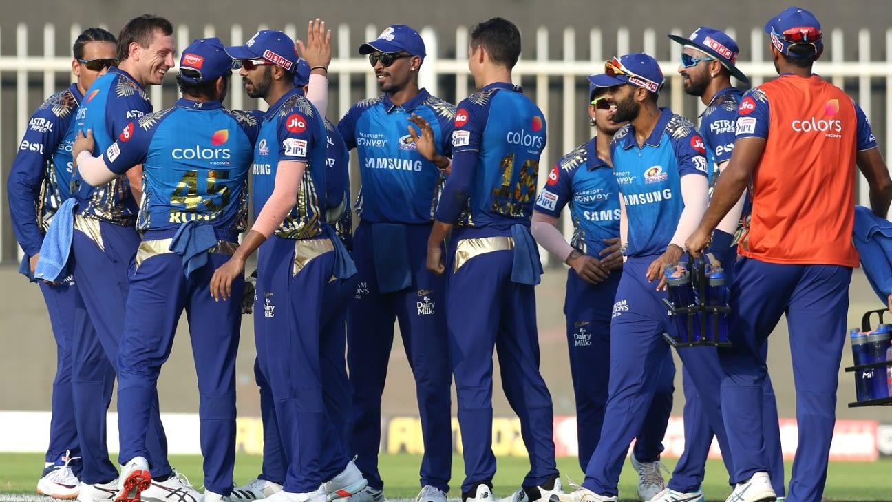 Match Preview - Mumbai Indians vs Rajasthan Royals, Indian Premier League 2020 2020, 20th Match - ESPNcricinfo