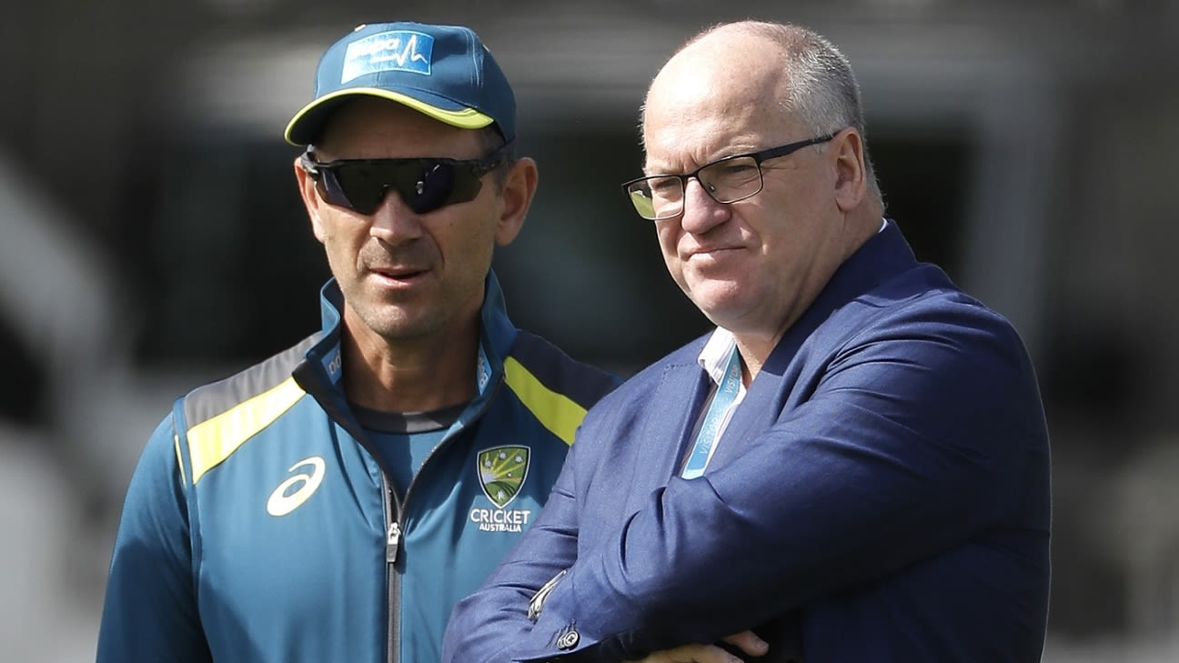 New Cricket Victoria chairman backs Earl Eddings for second Cricket Australia term